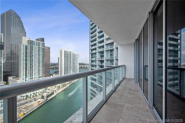 475 Brickell Ave #2715, Miami, FL 33131 (MLS #A10807617) :: Berkshire Hathaway HomeServices EWM Realty