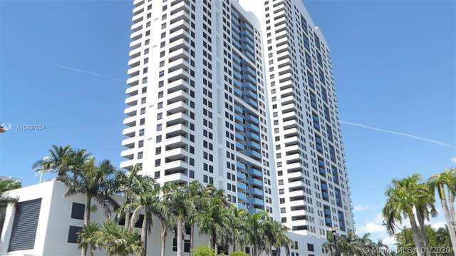 1330 West Ave #2012, Miami Beach, FL 33139 (MLS #A10807634) :: The Jack Coden Group