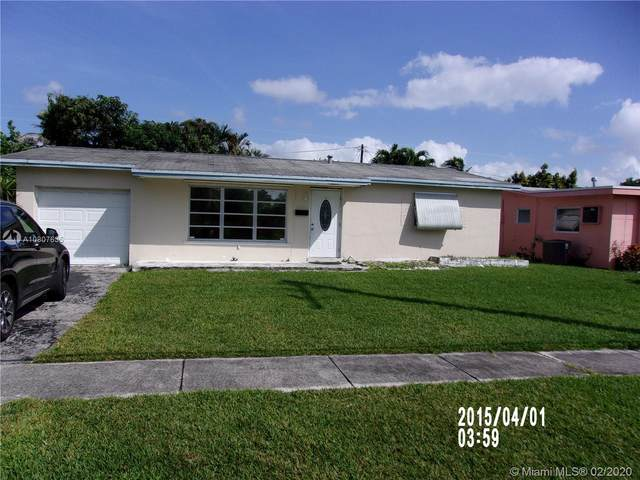 2160 NW 74th Ave, Sunrise, FL 33313 (MLS #A10807635) :: Green Realty Properties