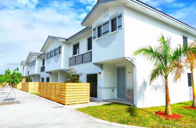 25080 SW 133 Ave #25080, Homestead, FL 33032 (MLS #A10807647) :: THE BANNON GROUP at RE/MAX CONSULTANTS REALTY I