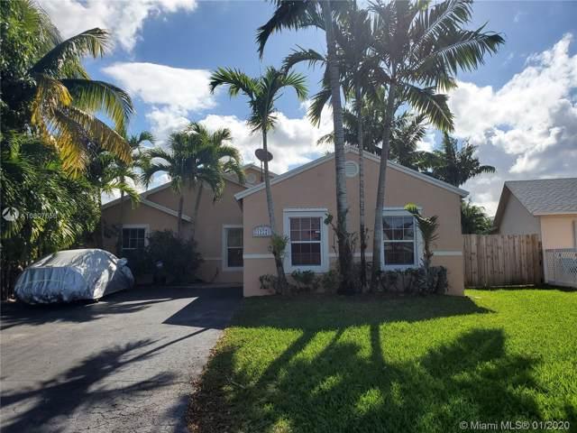 12770 SW 249th Ter, Homestead, FL 33032 (MLS #A10807656) :: Green Realty Properties