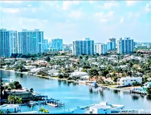 1865 S Ocean Dr 12E, Hallandale, FL 33009 (MLS #A10807703) :: Patty Accorto Team