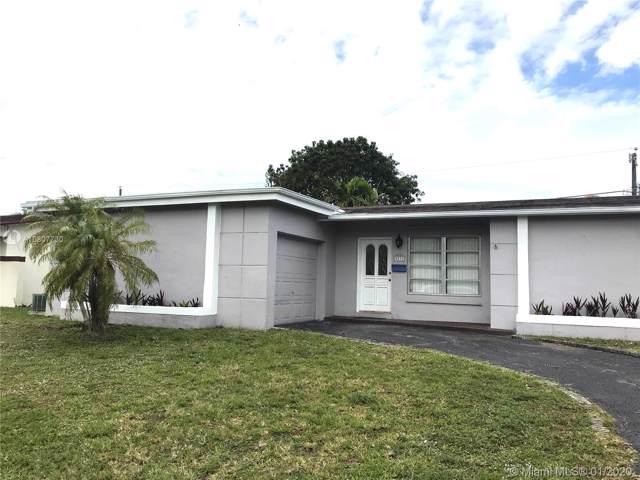 8531 NW 25th St, Sunrise, FL 33322 (MLS #A10807730) :: Berkshire Hathaway HomeServices EWM Realty