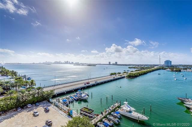 7904 West Dr #708, North Bay Village, FL 33141 (MLS #A10807739) :: Castelli Real Estate Services