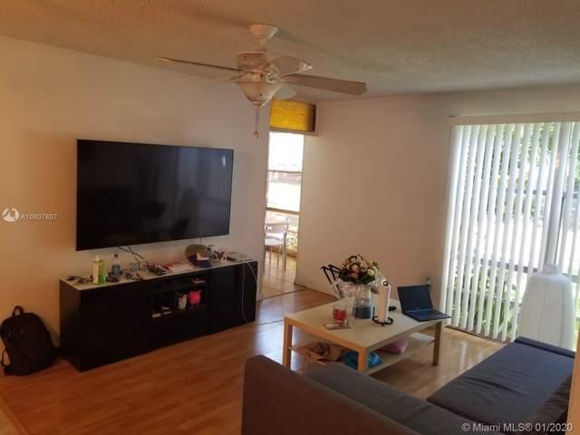 200 177th Dr #109, Sunny Isles Beach, FL 33160 (#A10807807) :: Dalton Wade