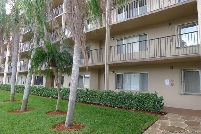 13100 SW 11th Ct 113C, Pembroke Pines, FL 33027 (MLS #A10807864) :: Albert Garcia Team