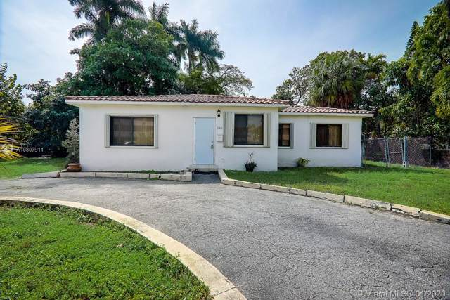 540 S Royal Poinciana Blvd, Miami Springs, FL 33166 (MLS #A10807911) :: The Howland Group