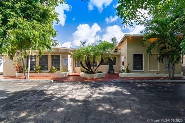 2027 Fletcher St, Hollywood, FL 33020 (MLS #A10808153) :: Prestige Realty Group