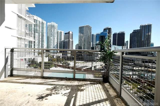 350 S Miami Ave #1210, Miami, FL 33130 (MLS #A10808190) :: Castelli Real Estate Services