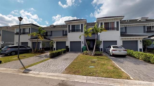 3420 NW 13ST #3420, Lauderhill, FL 33311 (MLS #A10808317) :: Green Realty Properties