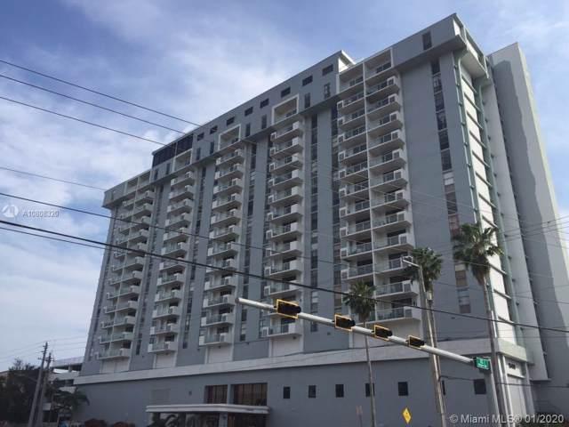 13499 Biscayne Blvd #702, North Miami, FL 33181 (MLS #A10808320) :: Grove Properties
