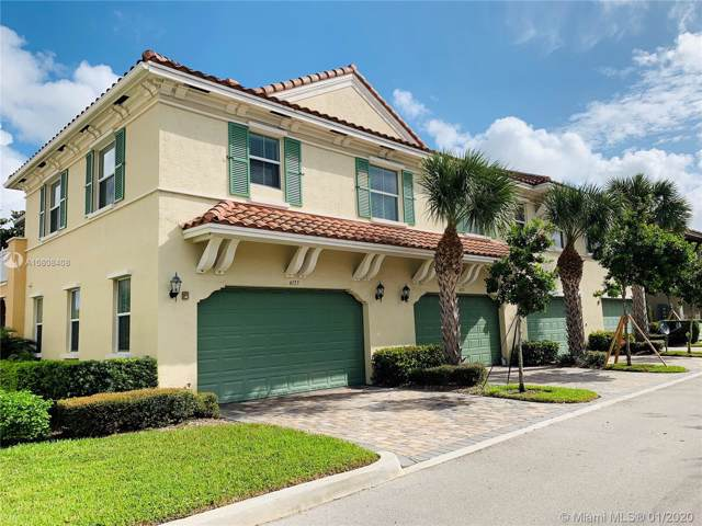 4177 Cascada Cir #4177, Cooper City, FL 33024 (MLS #A10808408) :: Albert Garcia Team