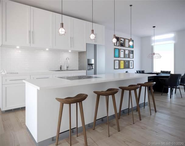 19380 NE 26th Avenue #2106, Aventura, FL 33180 (MLS #A10808409) :: Green Realty Properties