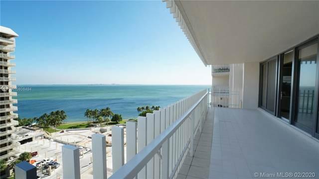 2 Grove Isle Dr B1209, Miami, FL 33133 (MLS #A10808494) :: Berkshire Hathaway HomeServices EWM Realty