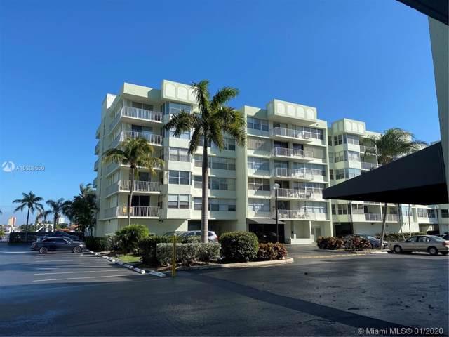16565 NE 26th Ave 4I, North Miami Beach, FL 33160 (MLS #A10808550) :: Berkshire Hathaway HomeServices EWM Realty