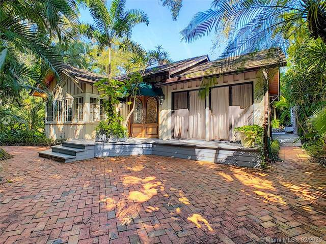 3675 Park Lane, Coconut Grove, FL 33133 (MLS #A10808618) :: Ray De Leon with One Sotheby's International Realty