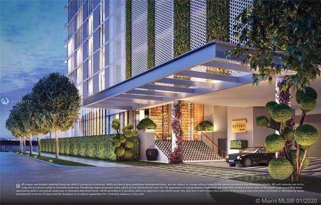 788 NE 23 #802, Miami, FL 33137 (MLS #A10808727) :: Ray De Leon with One Sotheby's International Realty