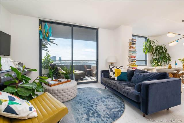 1330 West Ave #2210, Miami Beach, FL 33139 (MLS #A10808750) :: Grove Properties