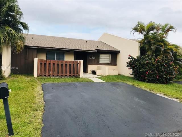 12325 SW 112th Ter #0, Miami, FL 33186 (MLS #A10808784) :: Castelli Real Estate Services
