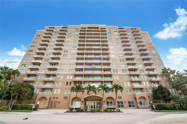 2665 SW 37th Ave #608, Miami, FL 33133 (MLS #A10808810) :: Berkshire Hathaway HomeServices EWM Realty