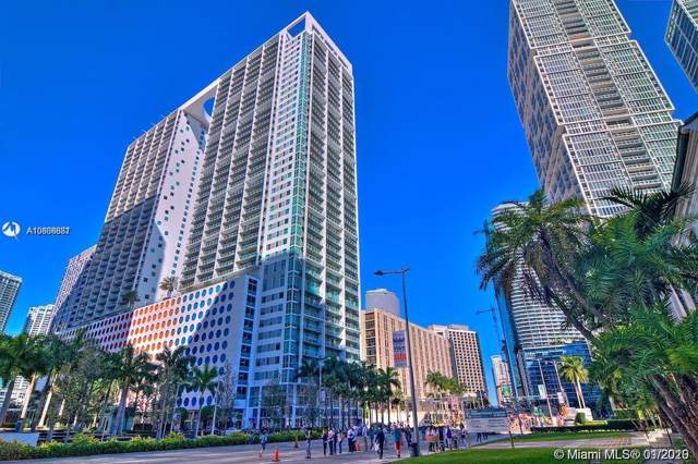 500 Brickell Ave #3110, Miami, FL 33131 (MLS #A10808831) :: Berkshire Hathaway HomeServices EWM Realty