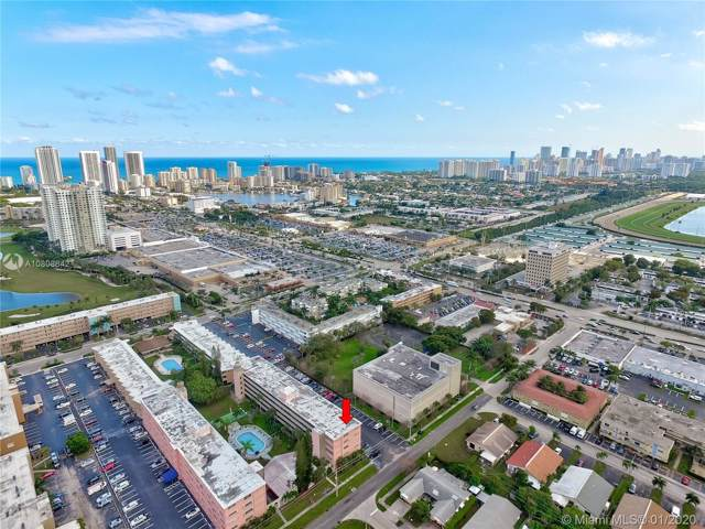 180 NE 12th Ave 9A, Hallandale, FL 33009 (MLS #A10808842) :: The Teri Arbogast Team at Keller Williams Partners SW