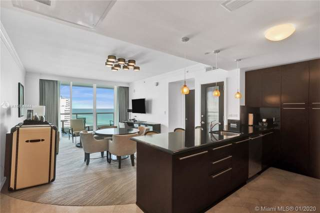 4391 Collins Ave #1607, Miami Beach, FL 33140 (MLS #A10808844) :: Jo-Ann Forster Team