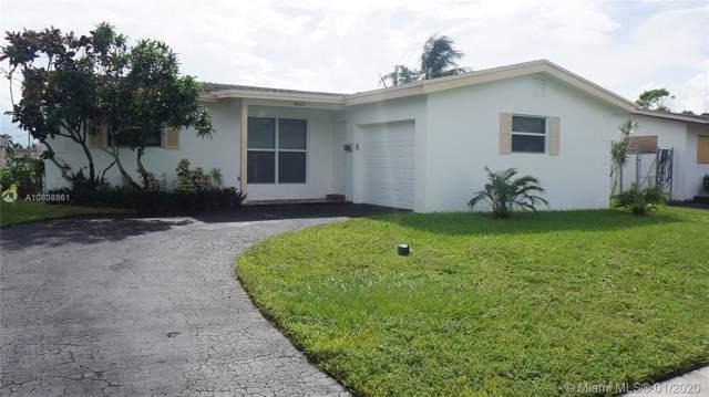 8420 NW 24th Pl, Sunrise, FL 33322 (MLS #A10808861) :: Berkshire Hathaway HomeServices EWM Realty