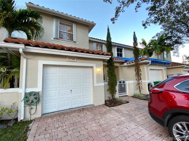 9709 NW 45th Ln #9709, Doral, FL 33178 (MLS #A10809096) :: Berkshire Hathaway HomeServices EWM Realty