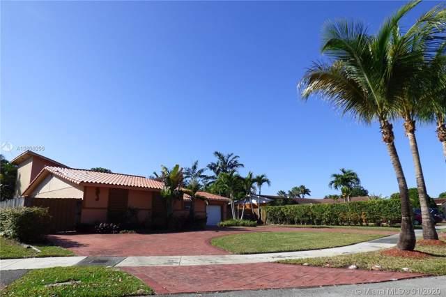 12910 SW 83rd St, Miami, FL 33183 (MLS #A10809206) :: Green Realty Properties