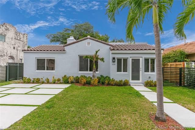 1153 SW 20 Ave, Miami, FL 33135 (MLS #A10809246) :: Berkshire Hathaway HomeServices EWM Realty