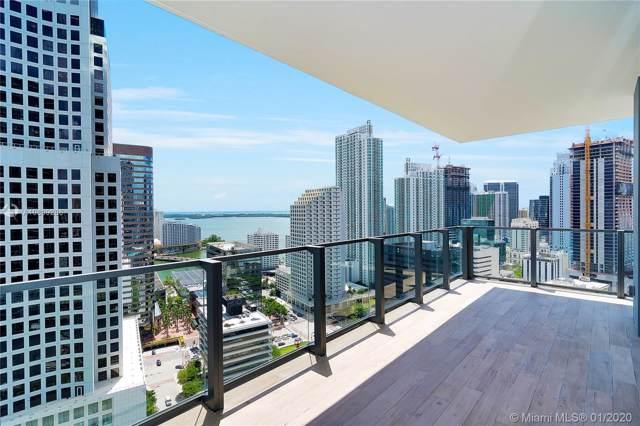 68 SE 6th St #2501, Miami, FL 33131 (MLS #A10809286) :: Castelli Real Estate Services