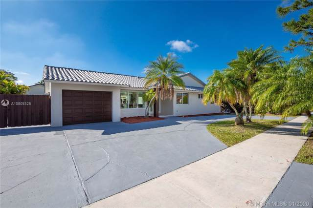 10372 SW 14th St, Miami, FL 33174 (#A10809325) :: Real Estate Authority