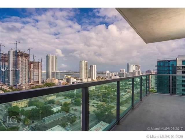 3301 NE 1 Ave H1812, Miami, FL 33137 (MLS #A10809345) :: Grove Properties