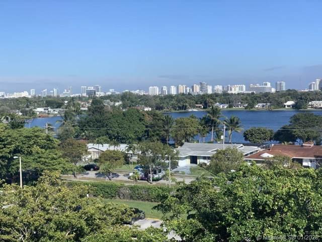 1780 NE 191st St 711-2, Miami, FL 33179 (MLS #A10809357) :: Grove Properties