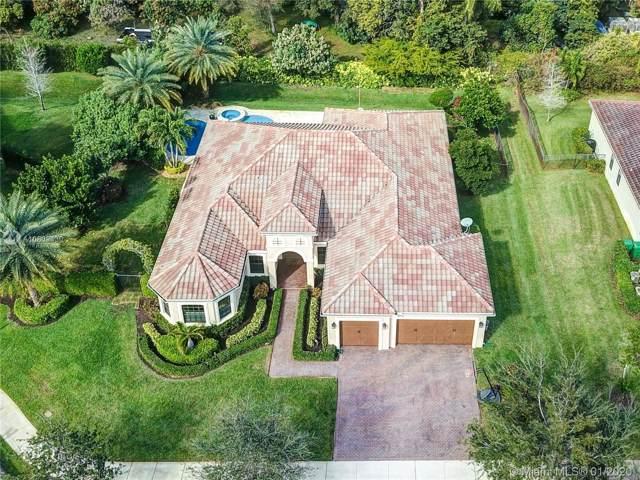 10773 SW 50th St, Cooper City, FL 33328 (MLS #A10809430) :: Castelli Real Estate Services