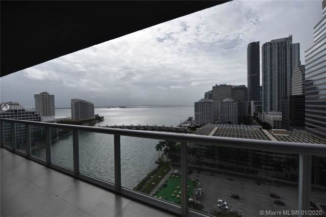 495 Brickell Ave #1703, Miami, FL 33131 (MLS #A10809513) :: Berkshire Hathaway HomeServices EWM Realty