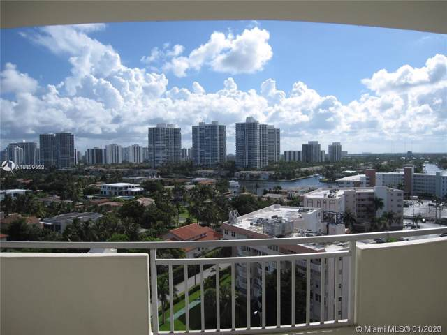 3180 S Ocean Dr #1220, Hallandale, FL 33009 (MLS #A10809519) :: The Riley Smith Group