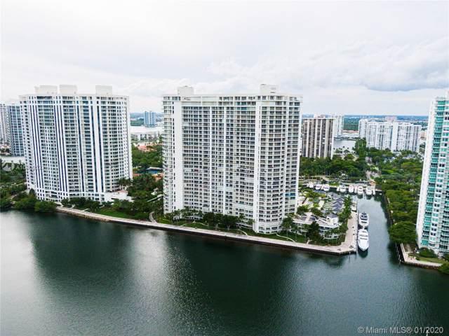 7000 Island Blvd #2806, Aventura, FL 33160 (MLS #A10809523) :: The Teri Arbogast Team at Keller Williams Partners SW