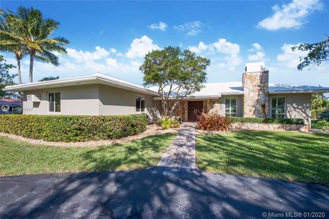 6965 SW 149th Ter, Palmetto Bay, FL 33158 (MLS #A10809557) :: Green Realty Properties