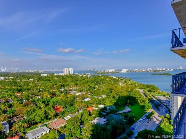780 NE 69th St #2008, Miami, FL 33138 (#A10809673) :: Dalton Wade