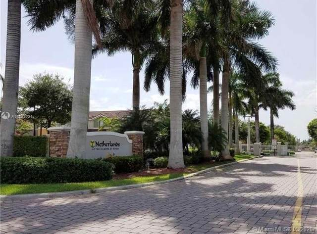 7975 NW 114th Path, Doral, FL 33178 (MLS #A10809734) :: ONE Sotheby's International Realty