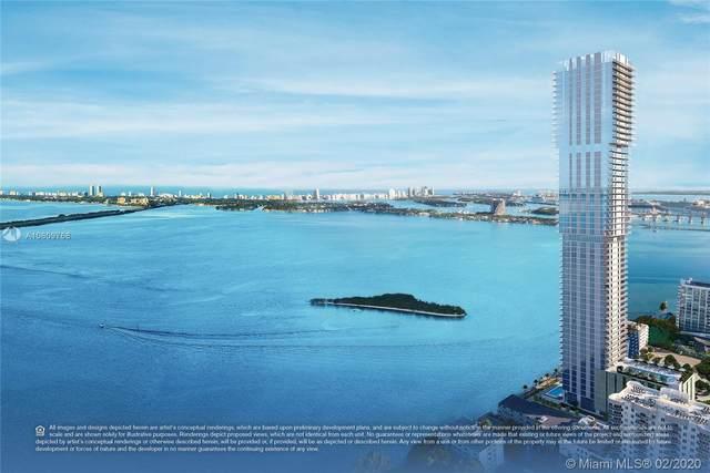 788 NE 23 #4201, Miami, FL 33137 (MLS #A10809768) :: Ray De Leon with One Sotheby's International Realty