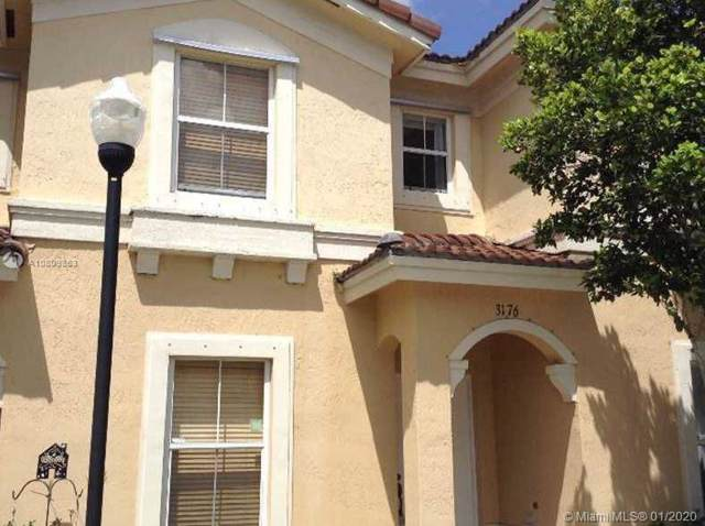 3176 SW 129th Ter #115, Miramar, FL 33027 (MLS #A10809853) :: Green Realty Properties