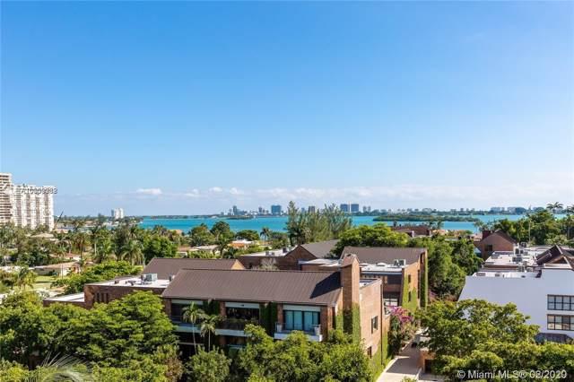 1000 Quayside #801, Miami, FL 33138 (MLS #A10809932) :: Berkshire Hathaway HomeServices EWM Realty