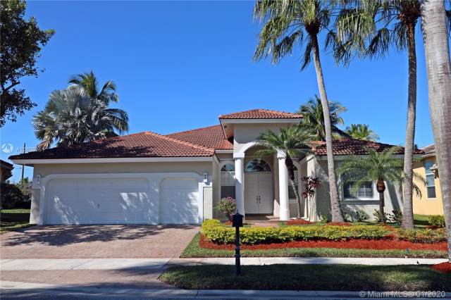 2557 Jardin Terrace, Weston, FL 33327 (MLS #A10809951) :: The Teri Arbogast Team at Keller Williams Partners SW