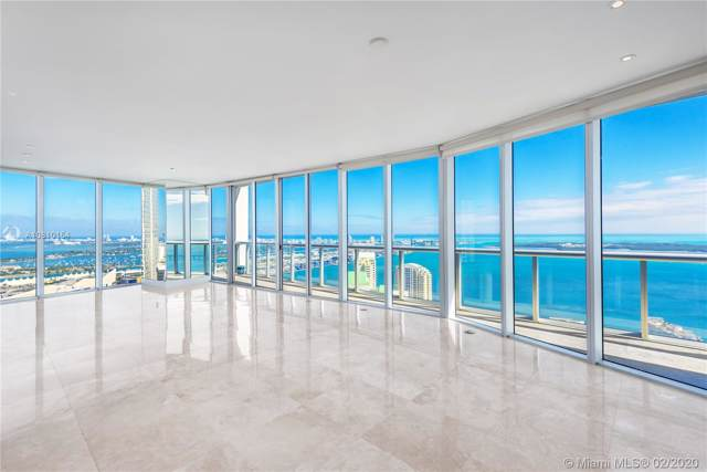 465 Brickell Ave #5701, Miami, FL 33131 (MLS #A10810154) :: Berkshire Hathaway HomeServices EWM Realty