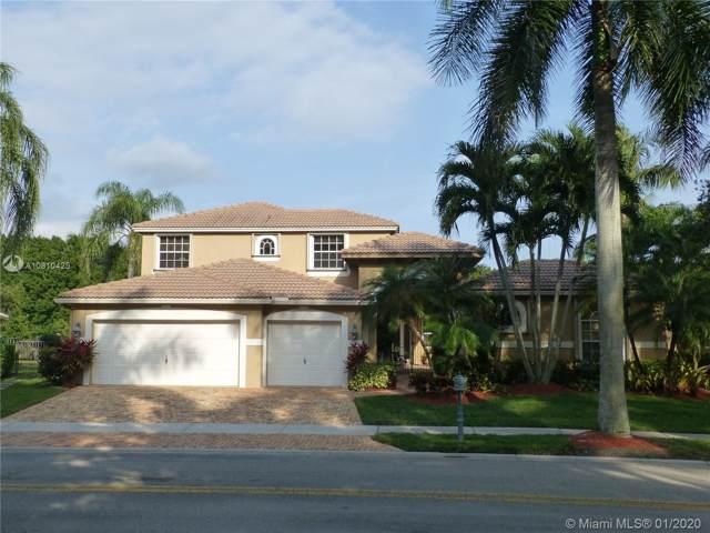 2468 Eagle Run Way, Weston, FL 33327 (MLS #A10810425) :: Prestige Realty Group