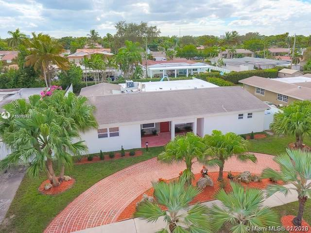 1920 NE 208th Ter, Miami, FL 33179 (MLS #A10810429) :: Grove Properties