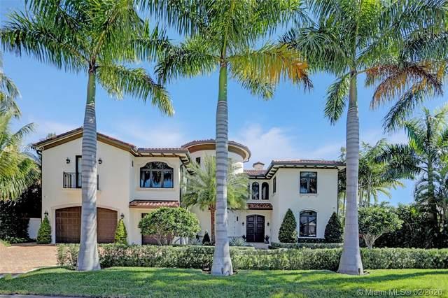 156 Fiesta Way, Fort Lauderdale, FL 33301 (MLS #A10810440) :: Castelli Real Estate Services